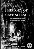 History of Caves Science